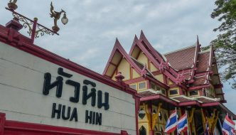 How to get to Hua Hin