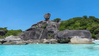 No More Overnight Stays on the Similan Islands