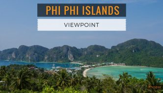 Phi Phi Islands Viewpoint