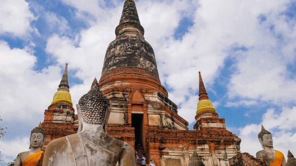 Wat Chai Yai Mongkhon, Ayutthaya