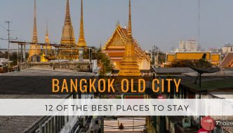 Best places to stay in Bangkok's Old City