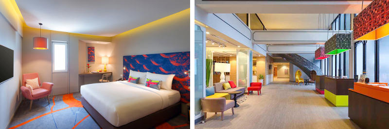 Ibis Styles Bangkok Khaosan Viengtai Hotel
