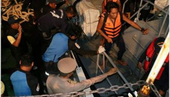 Fatal Boat Accident Near Phuket