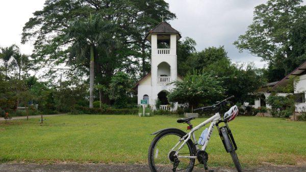samlors and cycles history tour Chiang Mai