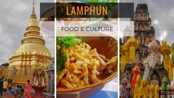 food and culture tour in Lamphun
