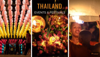 Thailand events and festivals calendar Thaizer