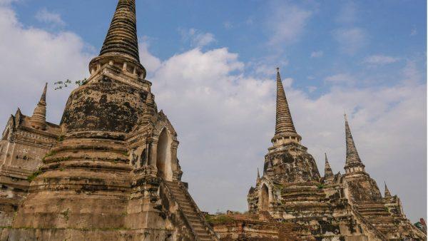 Ayutthaya Thailand Thaizer